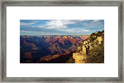 Grand Canyon No. 2 Framed Print