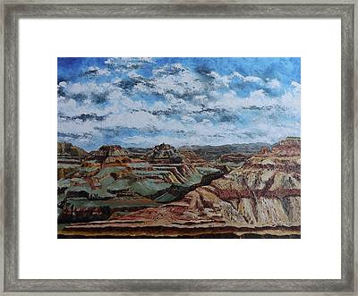 Grand Canyon 3 Framed Print