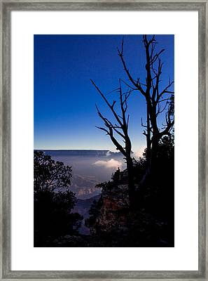 Framed Print featuring the photograph Grand Canyon 34 by Donna Corless