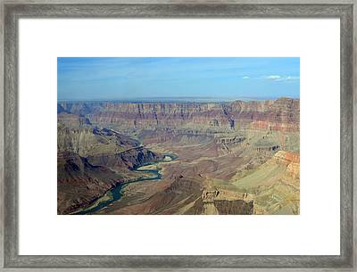 Grand Canyon 4 Framed Print by Aimee L Maher Photography and Art Visit ALMGallerydotcom