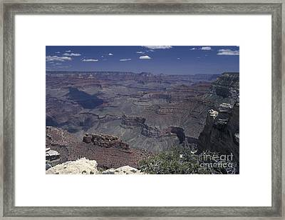 Grand Canyon 4 Framed Print by Stan and Anne Foster