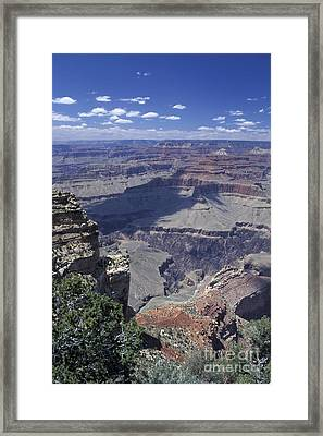 Grand Canyon 5 Framed Print by Stan and Anne Foster