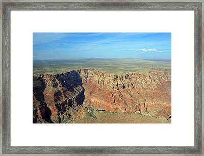 Grand Canyon 8 Framed Print by Aimee L Maher Photography and Art Visit ALMGallerydotcom
