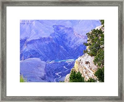 Grand Canyon 86 Framed Print