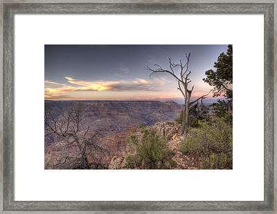 Grand Canyon 991 Framed Print