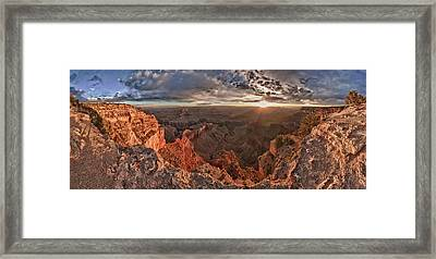 Grand Canyon I Framed Print by Andreas Freund