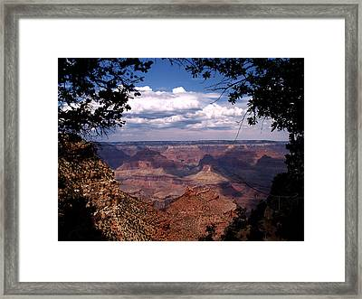 Grand Canyon II Framed Print by Linda Morland