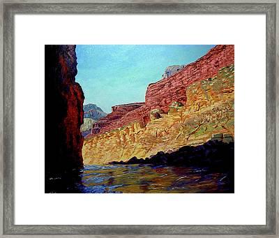 Grand Canyon IIi Framed Print by Stan Hamilton