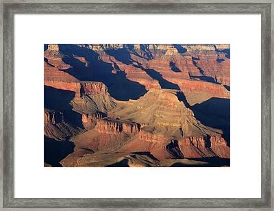 Grand Canyon Light  Framed Print by Aidan Moran