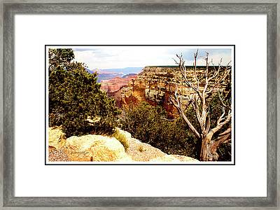 Grand Canyon National Park, Arizona Framed Print