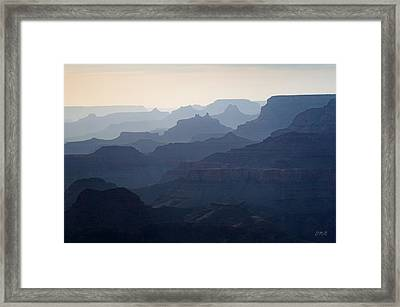 Grand Canyon No. 3 Framed Print