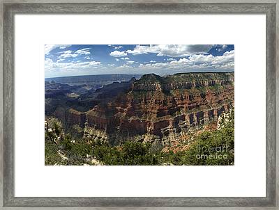 Grand Canyon North Rim Framed Print