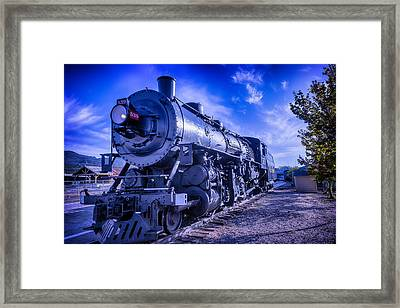 Grand Canyon Railway Framed Print by Garry Gay