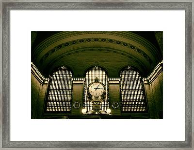 Grand Central  Framed Print by Jessica Jenney