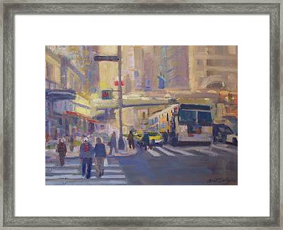 Grand Central Station Framed Print