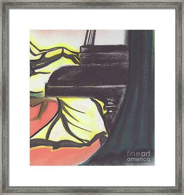 Grand Detail By Jrr Framed Print by First Star Art