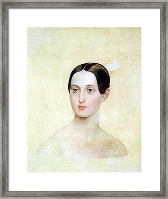 Grand Duchess Maria Nikolaev Framed Print