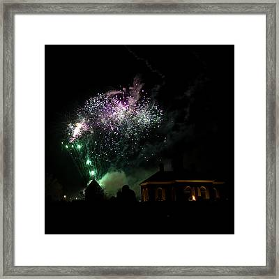 Grand Illuminaiton 2015 15 Framed Print by Teresa Mucha