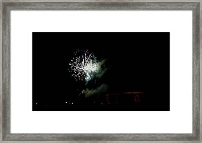 Grand Illumination 2015 02 Framed Print by Teresa Mucha