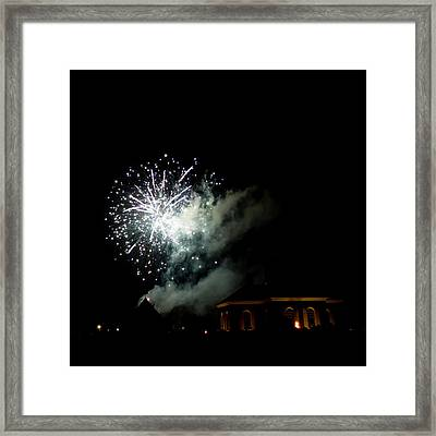Grand Illumination 2015 03 Framed Print by Teresa Mucha