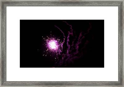 Grand Illumination 2015 04 Framed Print by Teresa Mucha