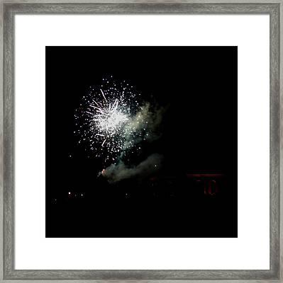 Grand Illumination 2015 05 Framed Print by Teresa Mucha