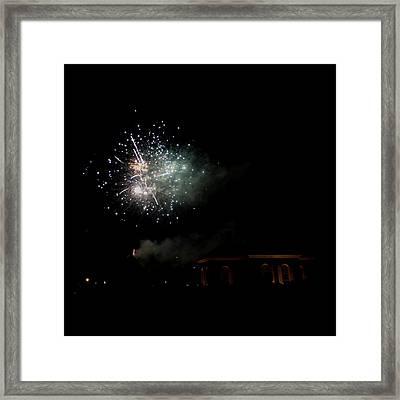Grand Illumination 2015 06 Framed Print by Teresa Mucha