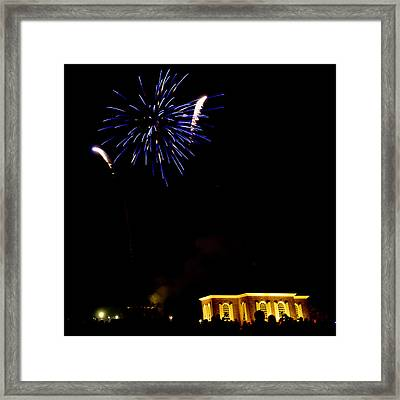 Grand Illumination 2015 07 Framed Print by Teresa Mucha