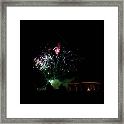 Grand Illumination 2015 08 Framed Print by Teresa Mucha
