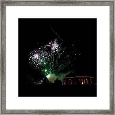 Grand Illumination 2015 09 Framed Print by Teresa Mucha