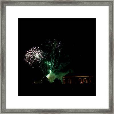 Grand Illumination 2015 10 Framed Print by Teresa Mucha