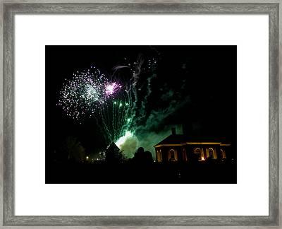 Grand Illumination 2015 11 Framed Print by Teresa Mucha