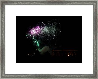 Grand Illumination 2015 17 Framed Print by Teresa Mucha