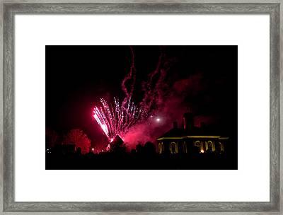Grand Illumination 2015 18 Framed Print by Teresa Mucha