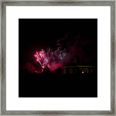 Grand Illumination 2015 19 Framed Print by Teresa Mucha