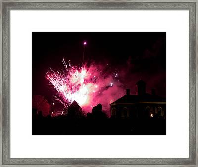 Grand Illumination 2015 22 Framed Print by Teresa Mucha