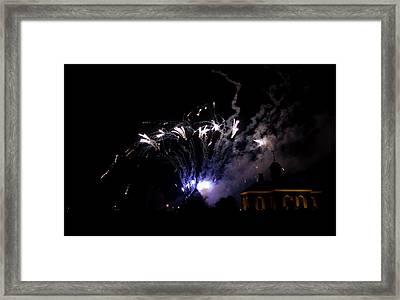 Grand Illumination 2015 23 Framed Print by Teresa Mucha