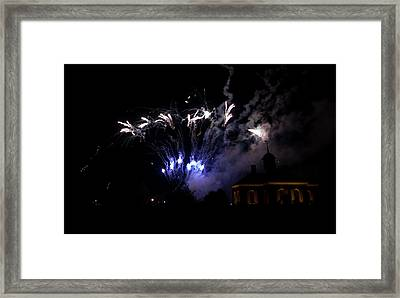 Grand Illumination 2015 24 Framed Print by Teresa Mucha