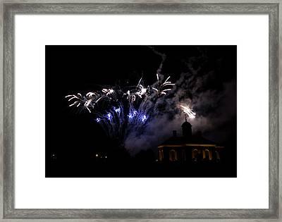 Grand Illumination 2015 26 Framed Print by Teresa Mucha