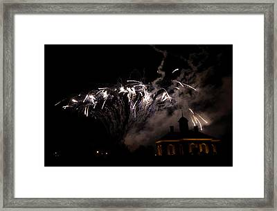 Grand Illumination 2015 27 Framed Print by Teresa Mucha