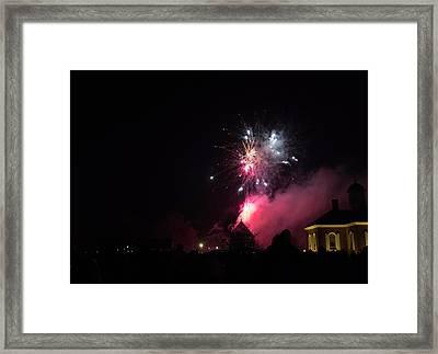 Grand Illumination 2015 30 Framed Print by Teresa Mucha