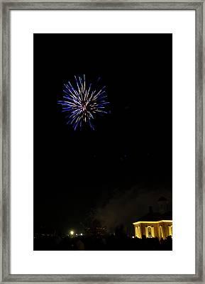 Grand Illumination 2015 32 Framed Print by Teresa Mucha