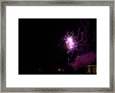 Grand Illumination 2015 33 Framed Print by Teresa Mucha