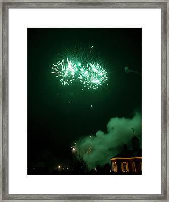 Grand Illumination 2015 37 Framed Print by Teresa Mucha