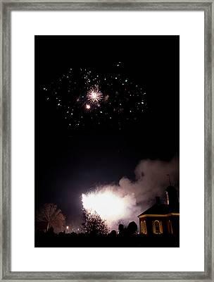 Grand Illumination 2015 39 Framed Print by Teresa Mucha
