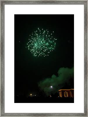Grand Illumination 2015 40 Framed Print by Teresa Mucha