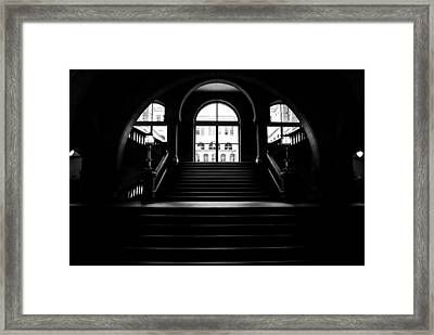 Grand Light Framed Print by Jason Heckman