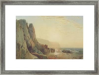Grand Manan Framed Print by William Hart