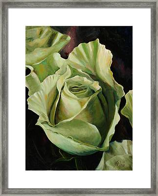 Grand -opening Framed Print by Billie Colson