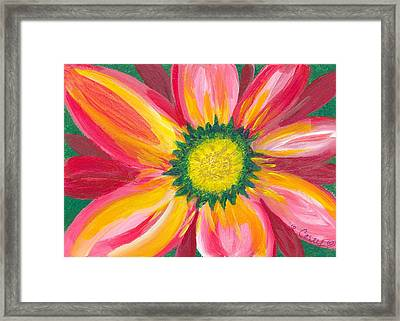 Grand Opening Framed Print by Carey Waters